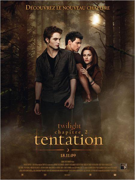 Twilight - Chapitre 2 : tentation ddl