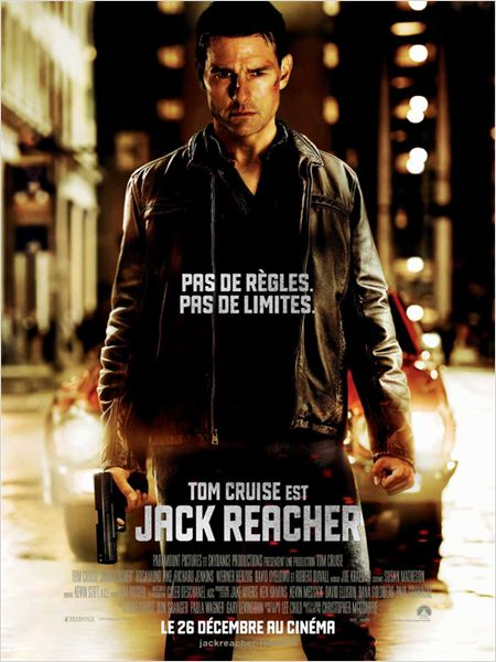 Jack Reacher ddl
