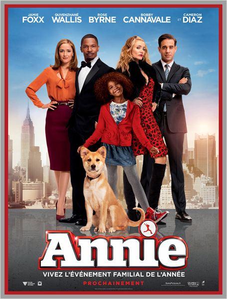 Annie ddl