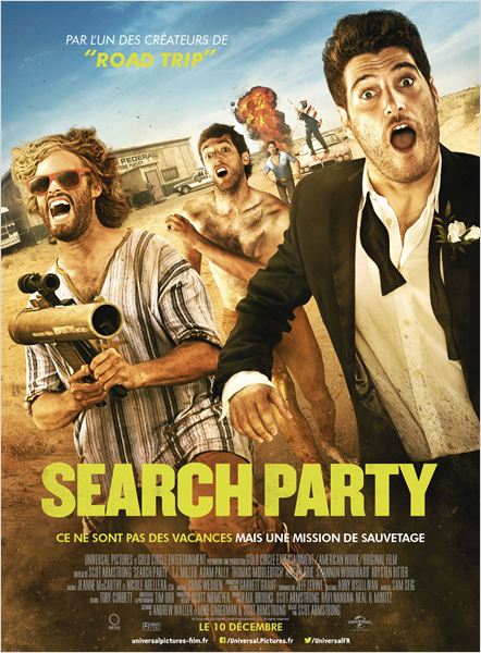 Search Party ddl