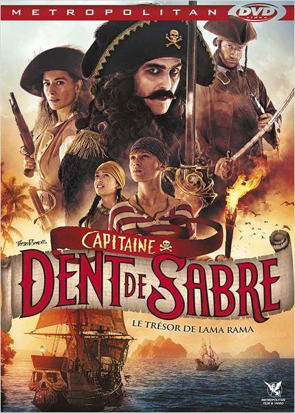 Capitaine Dent de Sabre