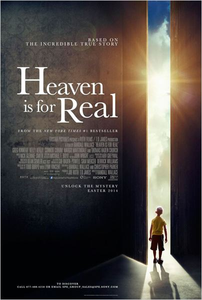 Heaven Is For Real ddl