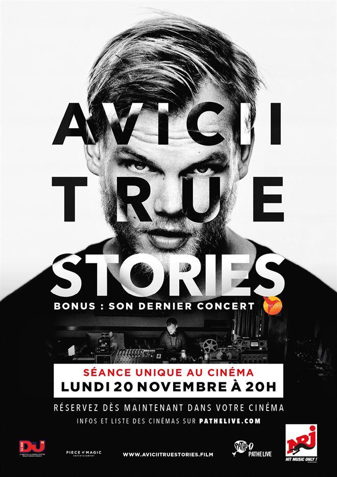 Avicii: True Stories (Pathé Live)
