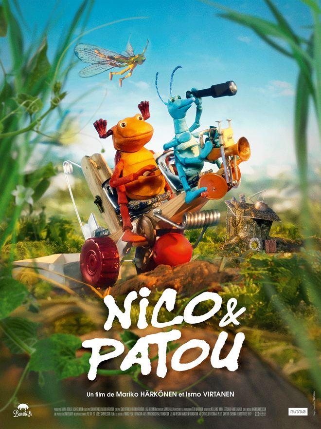 Nico et Patou