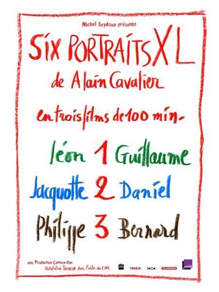 Six portraits XL : 2 Jacquotte et Daniel