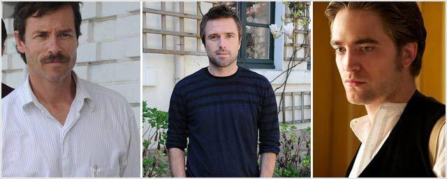 """R. Pattinson et Guy Pearce chez le réalisateur de """"Animal Kingdom"""""""